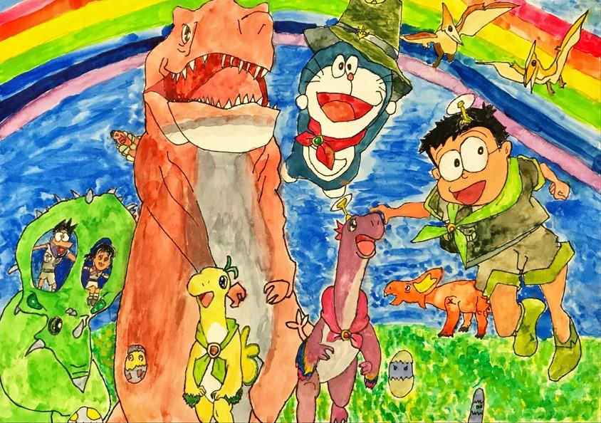 ドラえもん のび太の新恐竜