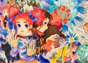 メアリと魔女の花